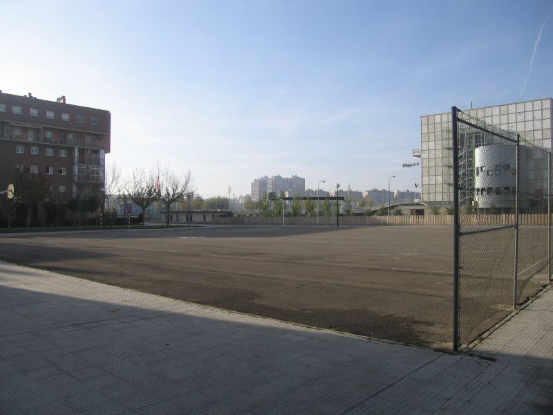 Baloncesto IDE Plaza Ortilla  [Fecha: 18/11/2011]