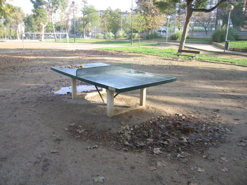 Tenis de mesa IDE Tío Jorge