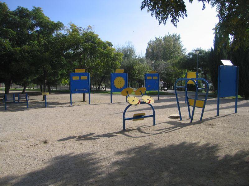 IDE Parque Tapices de Goya