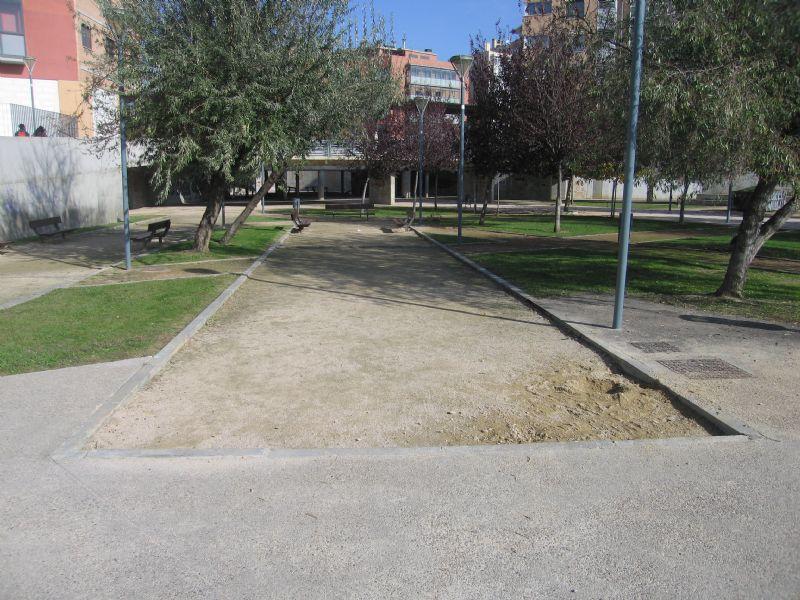 Petanca nº 2 IDE Parque Tapices de Goya