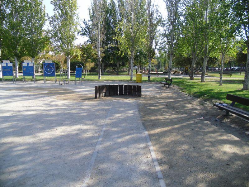 Deportes Tradicionales IDE Parque Torre
