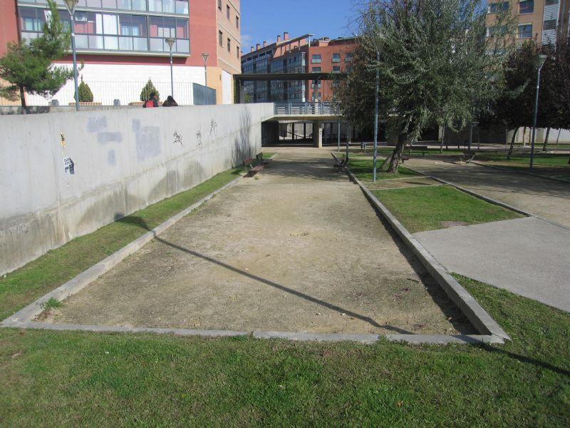 Petanca nº3 IDE Parque Tapices de Goya