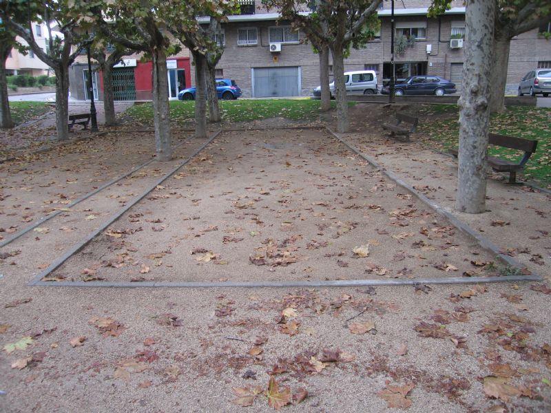 Petanca nº 2 IDE Parque Ricardo Mur