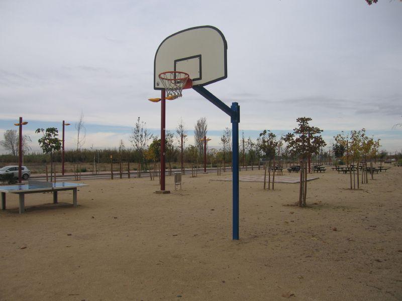 Baloncesto IDE Parque de la Alameda
