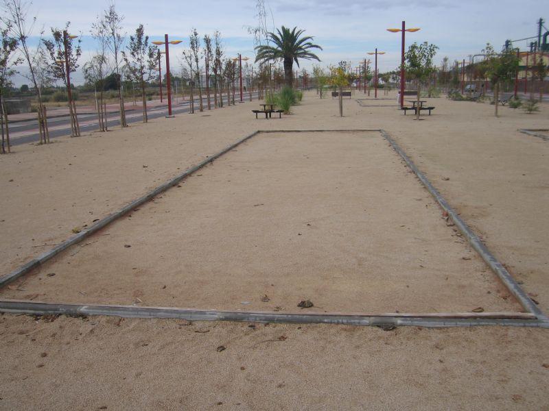 Petanca nº 2 IDE Parque de la Alameda