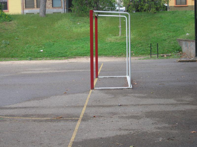 Fútbol Sala IDE Parque Clemente Mateo [Fecha: 21/11/2011]