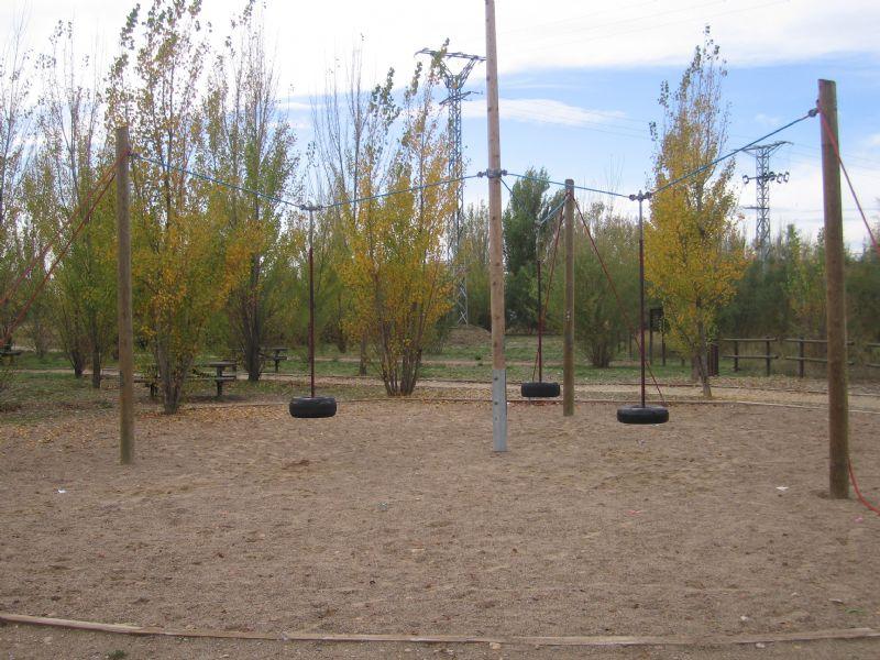 Parque Multiaventura IDE Balsas del Ojo del Cura