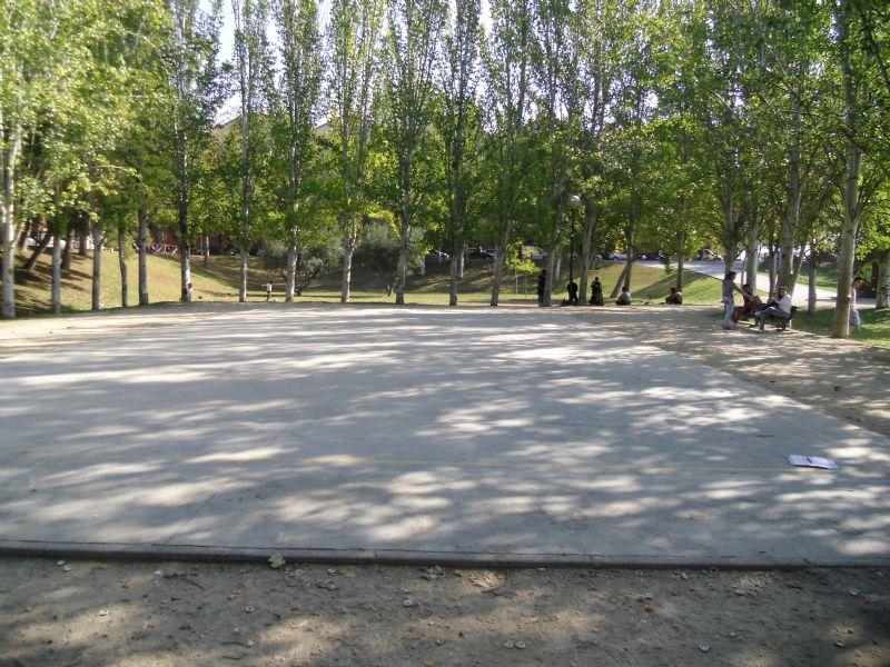 Voleibol IDE Parque Torre Ramona