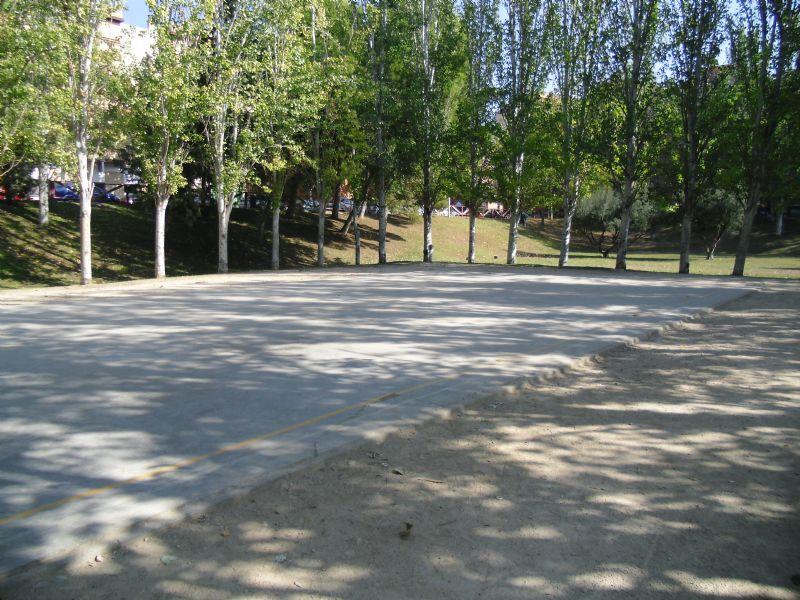 Voleibol IDE Parque Torre Ramona  [Fecha: 08/11/2011]