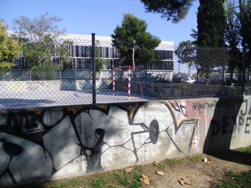 Fútbol sala IDE Parque La Granja [Fecha: 22/11/2011]