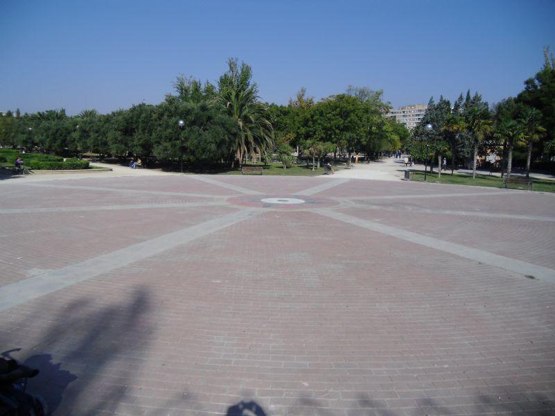 Zona de Gimnasia IDE Parque La Granja