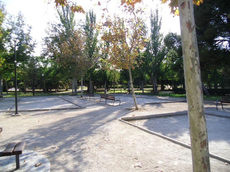 Petanca nº 1 IDE Parque La Granja