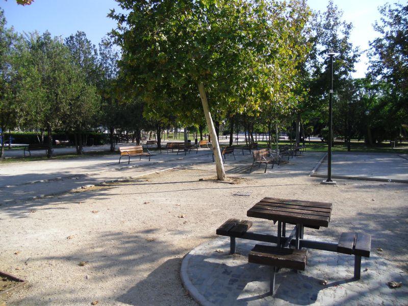 Petanca nº 2 IDE Parque La Granja