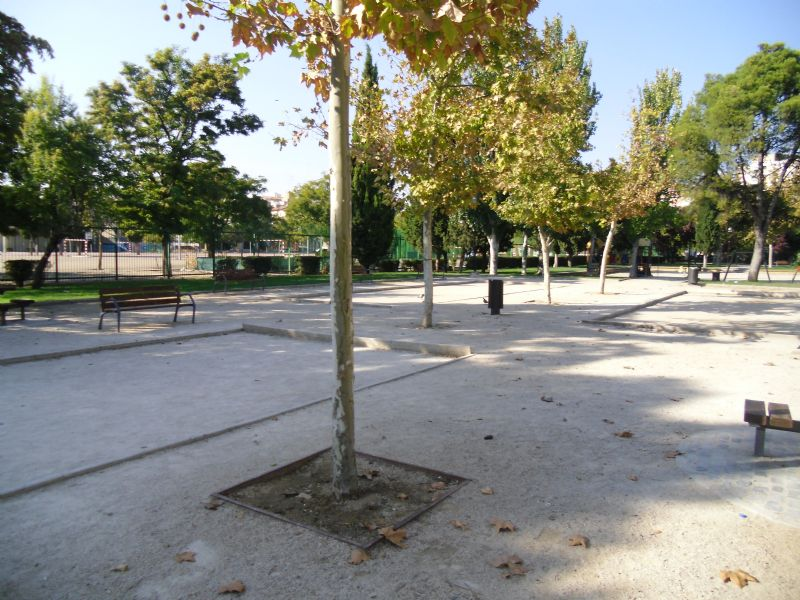 Petanca nº 4 IDE Parque La Granja