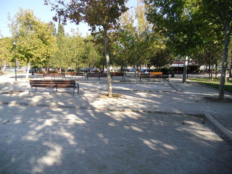 Petanca nº 5 IDE Parque La Granja