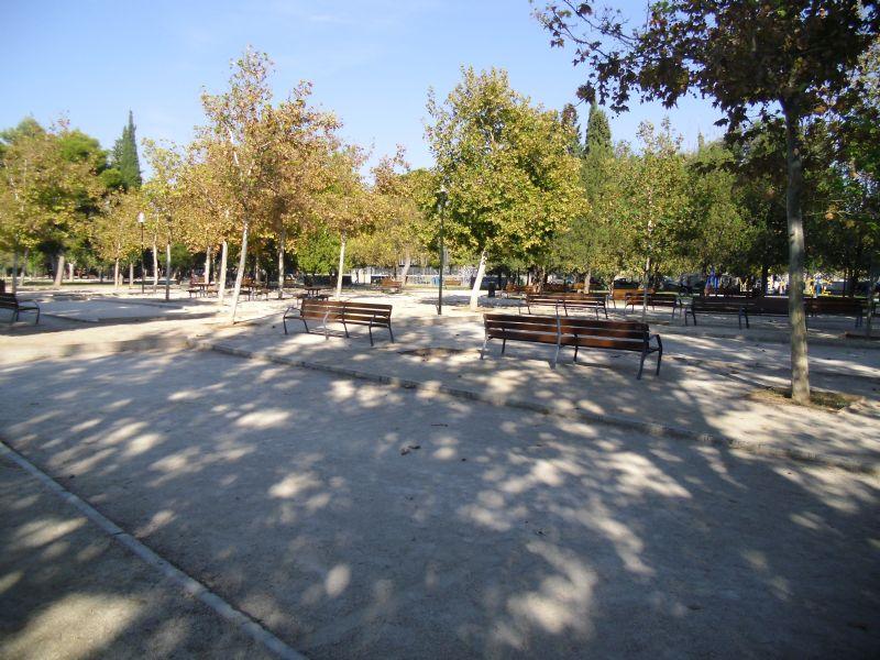 Petanca nº 6 IDE Parque La Granja