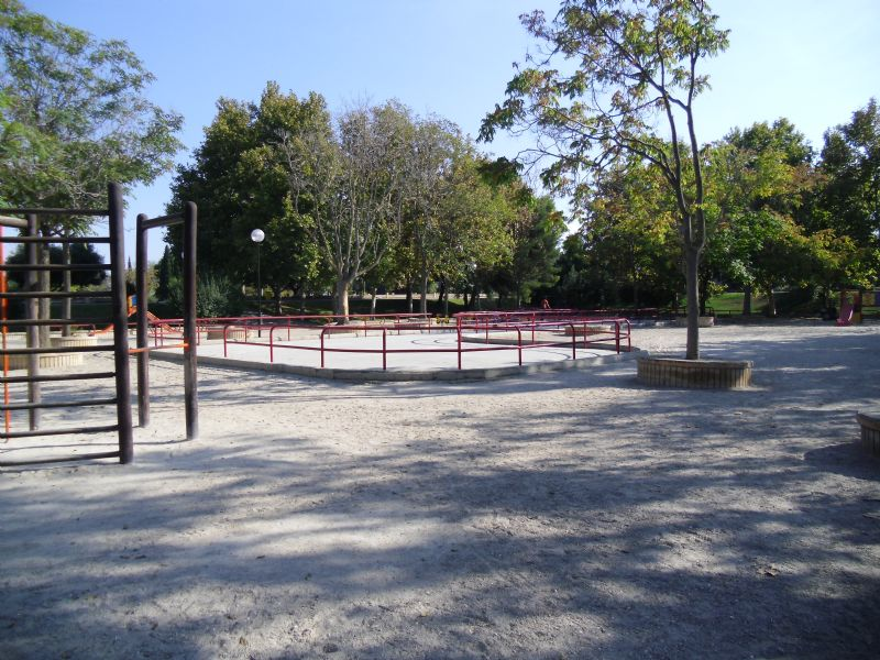 Patinaje IDE Parque Torre Ramona  [Fecha: 08/11/2011]