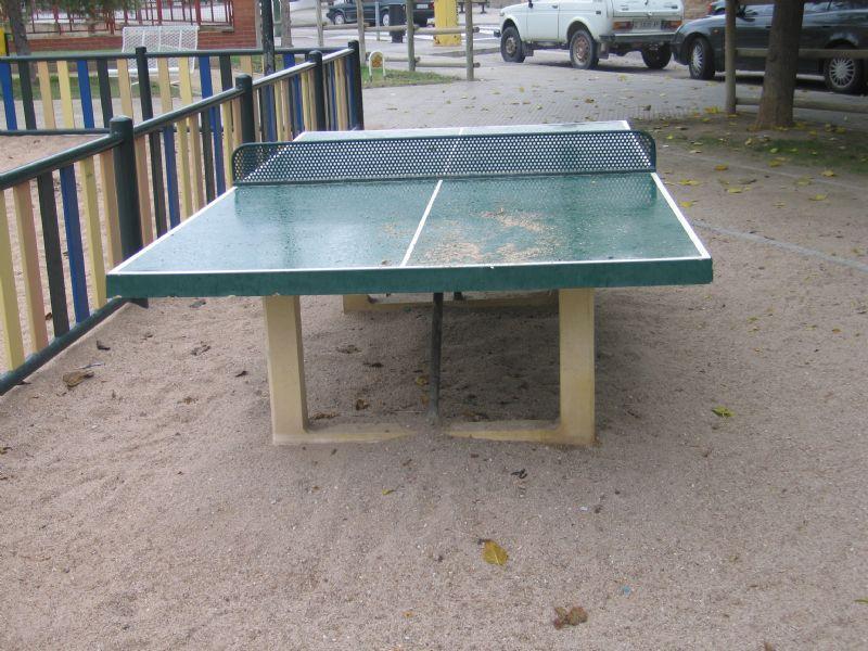 Tenis de Mesa IDE Jardines García Laborda