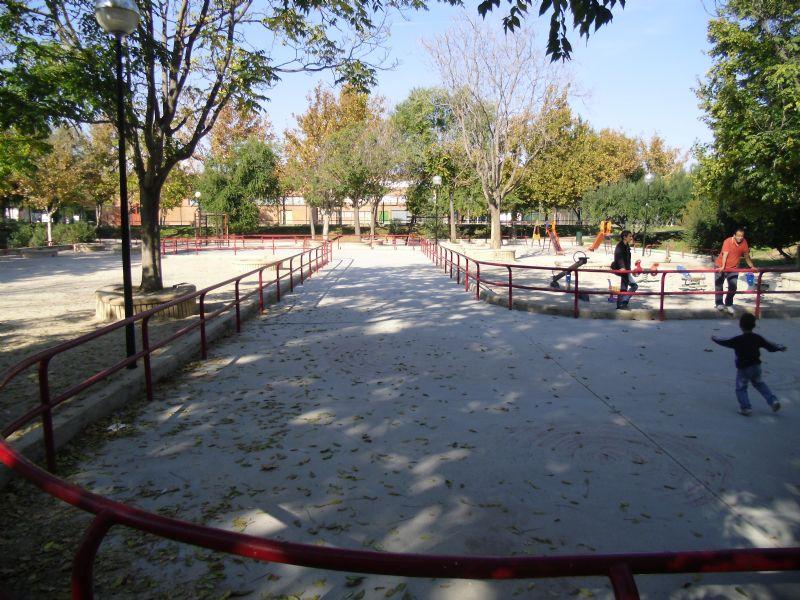 Patinaje IDE Parque Torre Ramona