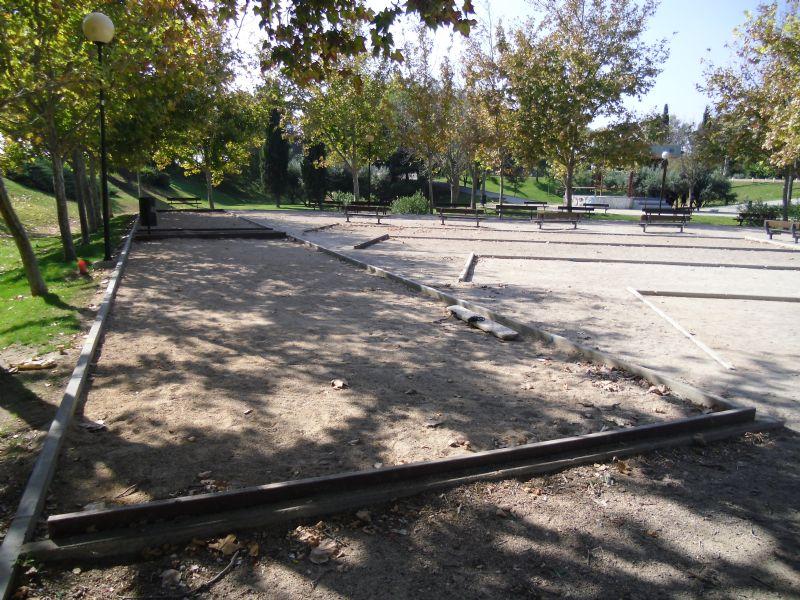 Petanca nº 1 IDE Parque Torre Ramona