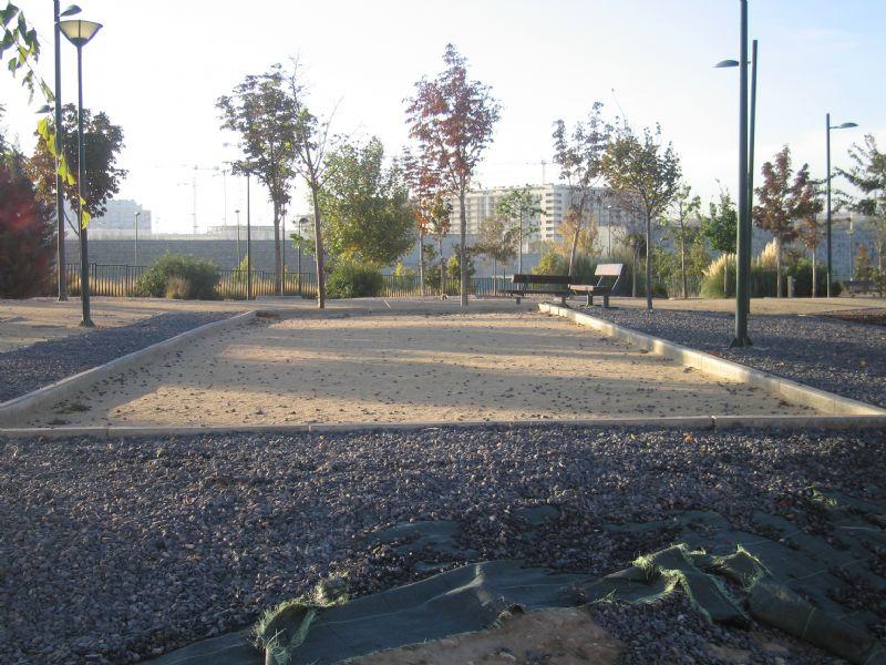 Petanca nº 2 IDE Parque Crónica del Alba