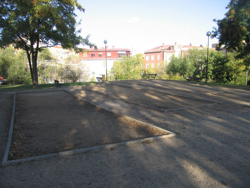 Petanca IDE Parque la Paz [Fecha: 24/11/2011]