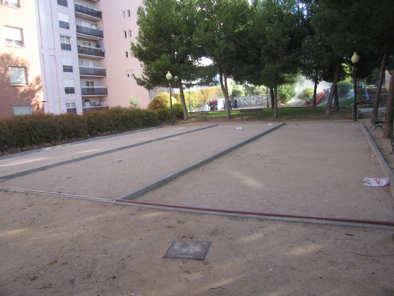 Petanca nº 1 IDE Calle Monzón