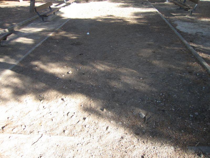 Petanca nº 2  IDE Parque Calle Oviedo/ Avenida América