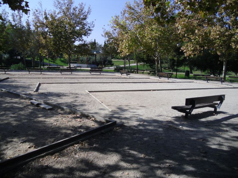 Petanca nº 2  IDE Parque Torre Ramona