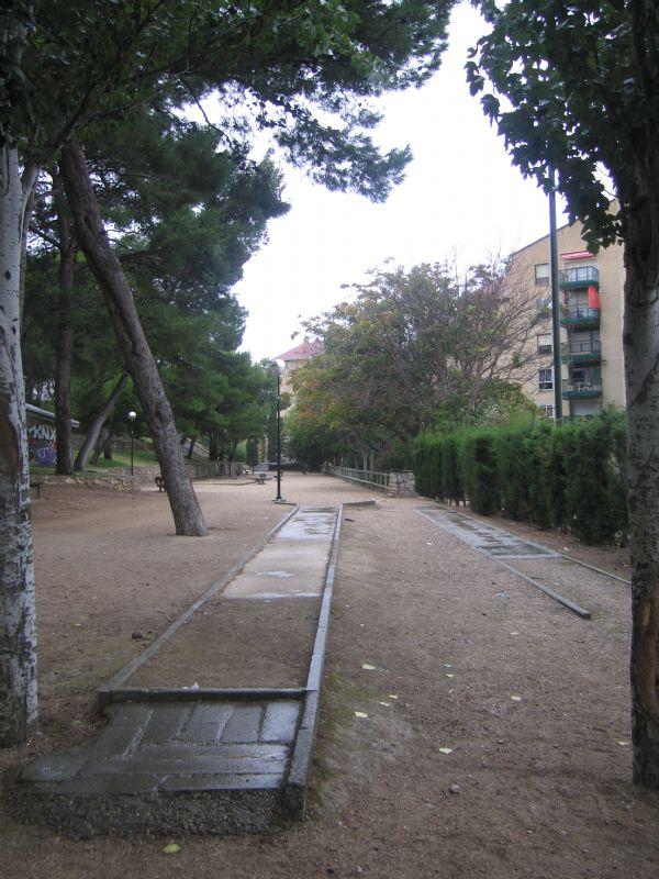 Deportes tradicionales nº 1 IDE Parque Castillo Palomar