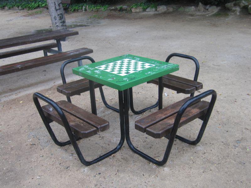 Espacio ajedrez IDE Parque Castillo Palomar
