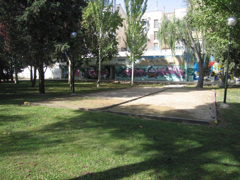 Petanca nº 1  IDE Plaza las Vaquillas