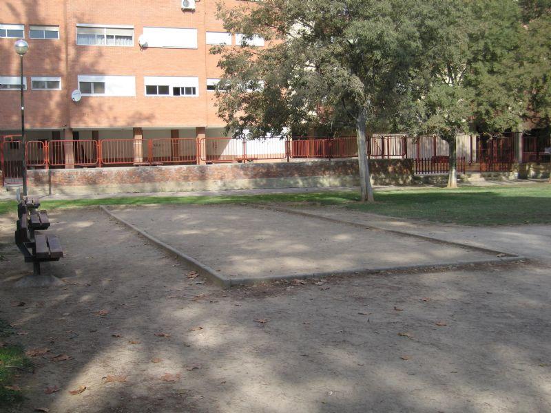 Petanca IDE Jardines de Lisboa