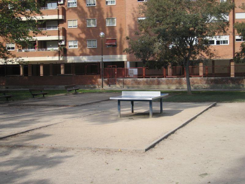 Tenis de mesa IDE Jardines de Lisboa