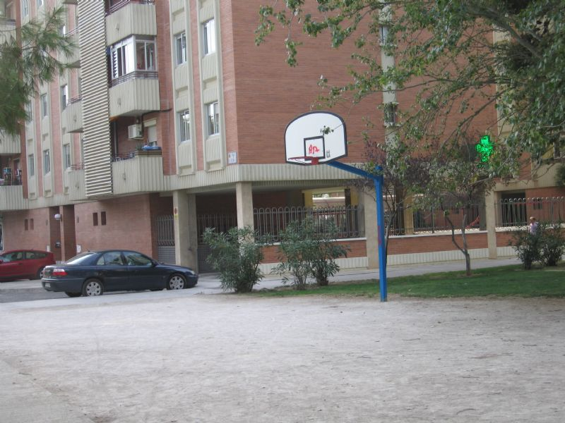 Baloncesto nº 1  IDE Jardines de Lisboa