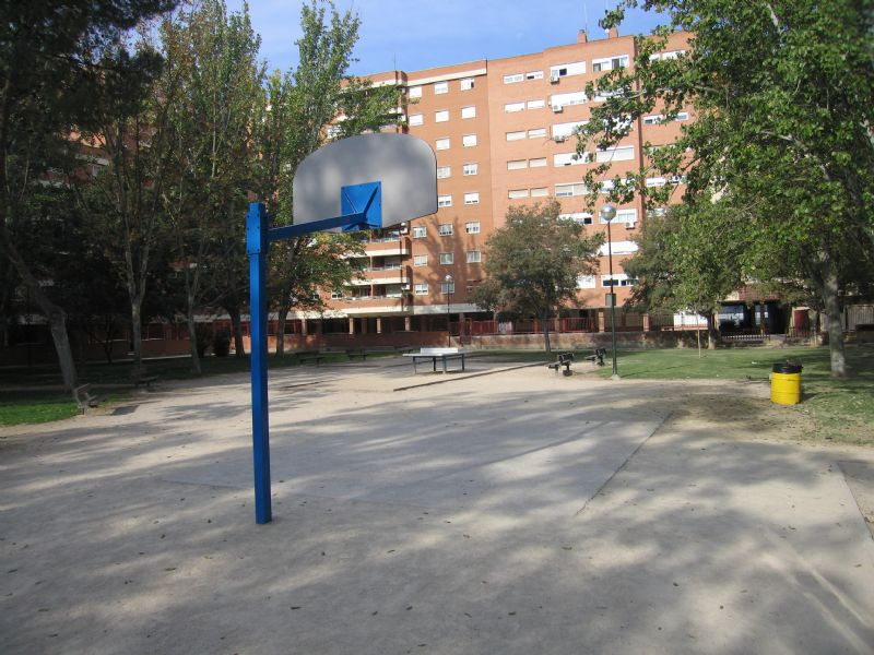 Baloncesto nº 2  IDE Jardines de Lisboa