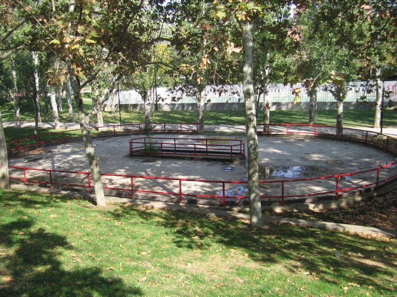 Patinaje IDE Parque Bruil