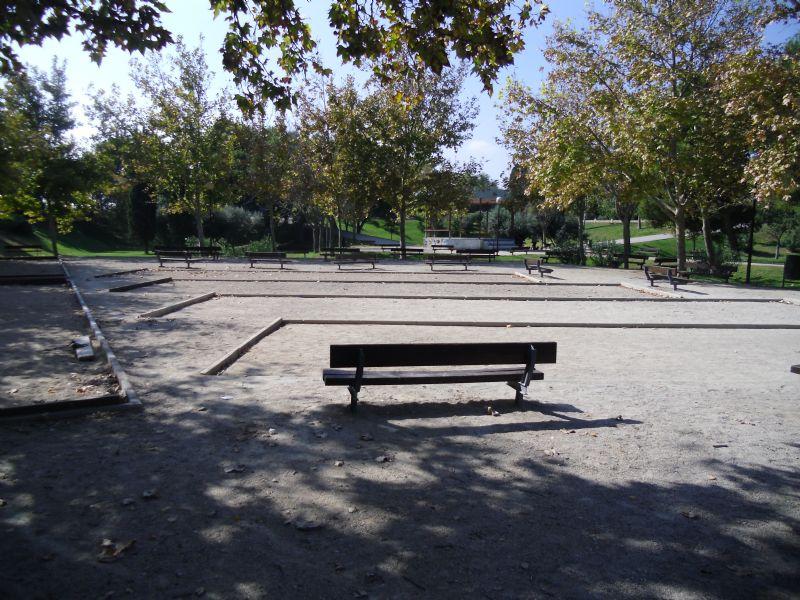 Petanca nº 6 IDE Parque Torre Ramona