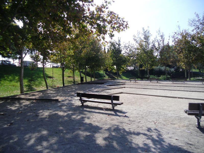 Petanca IDE Parque Torre Ramona  [Fecha: 08/11/2011]