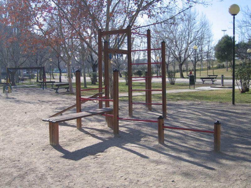 IDE Parque de Oriente