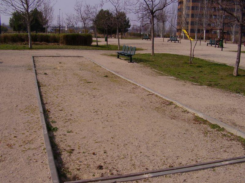 IDE Parque Calle Ibón de Anayet