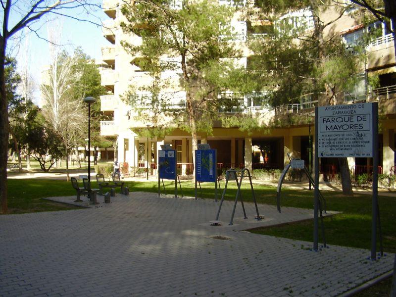 Estación de Gimnasia IDE Parque Miraflores