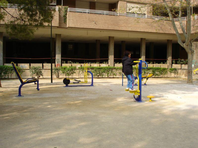 Gimnasia de Mantenimiento IDE Parque Miraflores