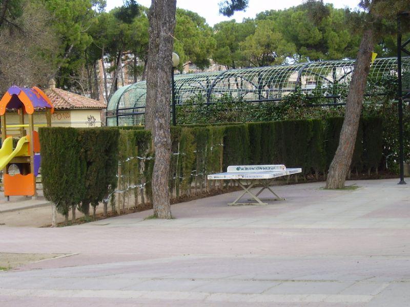 IDE Parque José Antonio Labordeta_Tenis de Mesa [Fecha: 13/02/2012]