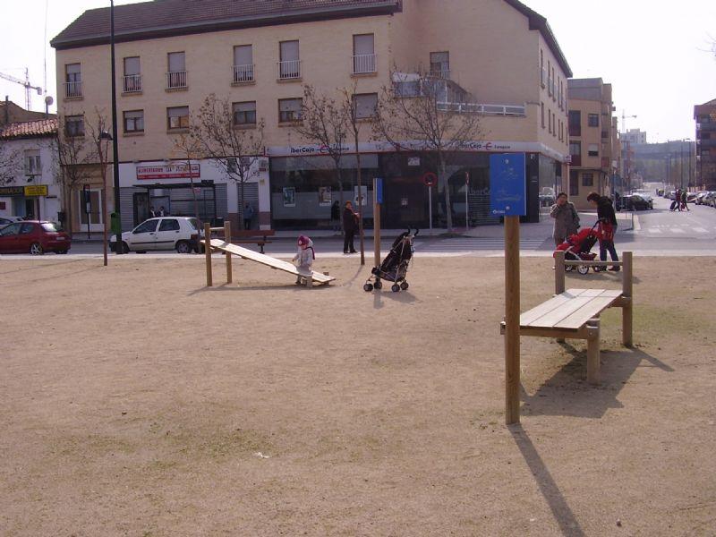 IDE Camino del Pilón (c/Ibón de Trigonero)