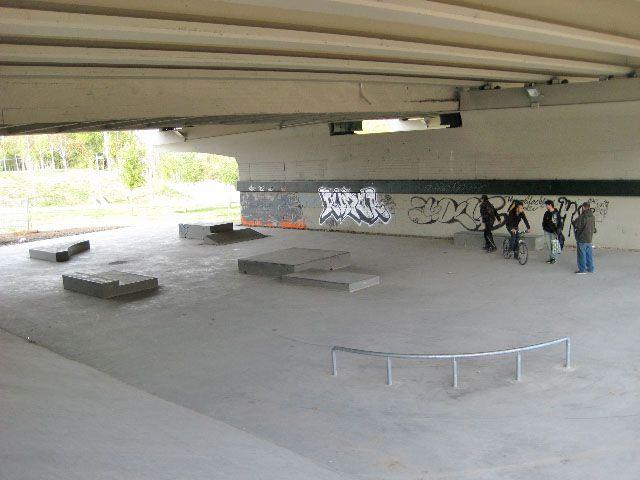 Pista de Skate [Fecha: 11/07/2012]
