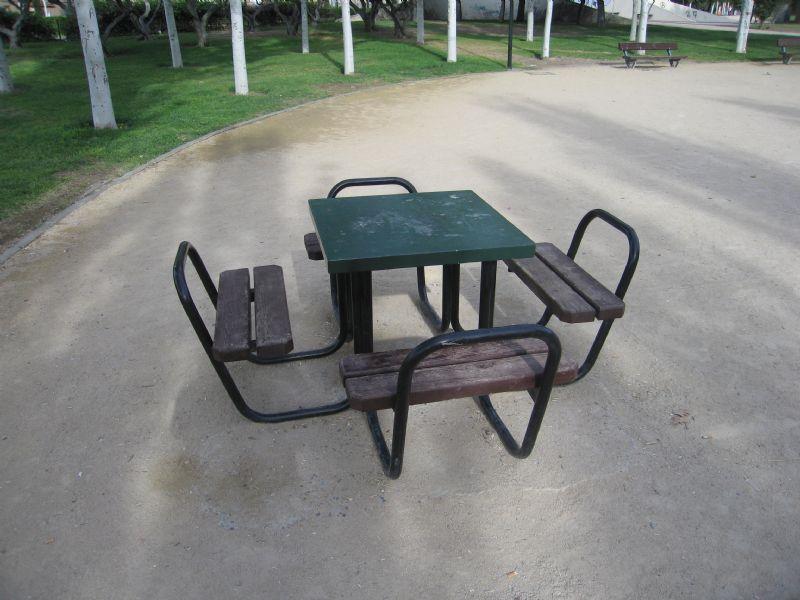 Ajedrez IDE Parque de la Sedetania [Fecha: 26/09/2012]