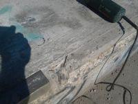 Reparación Skatedromo. [Fecha: 13/09/2013]