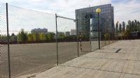 Repaso de valla perimetral de simple torsión (Grapas, anclajes, tensado de sirgas, etc.). [Fecha: 08/11/2013]