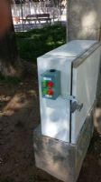 Instalación de pulsadores en cuadro eléctrico [Fecha: 13/05/2014]